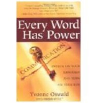 Books That Changed Me: Every Word Has Power by Yvonne Oswald