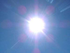 The sun1