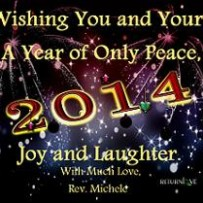 May 2014 Be the Year of Faith!