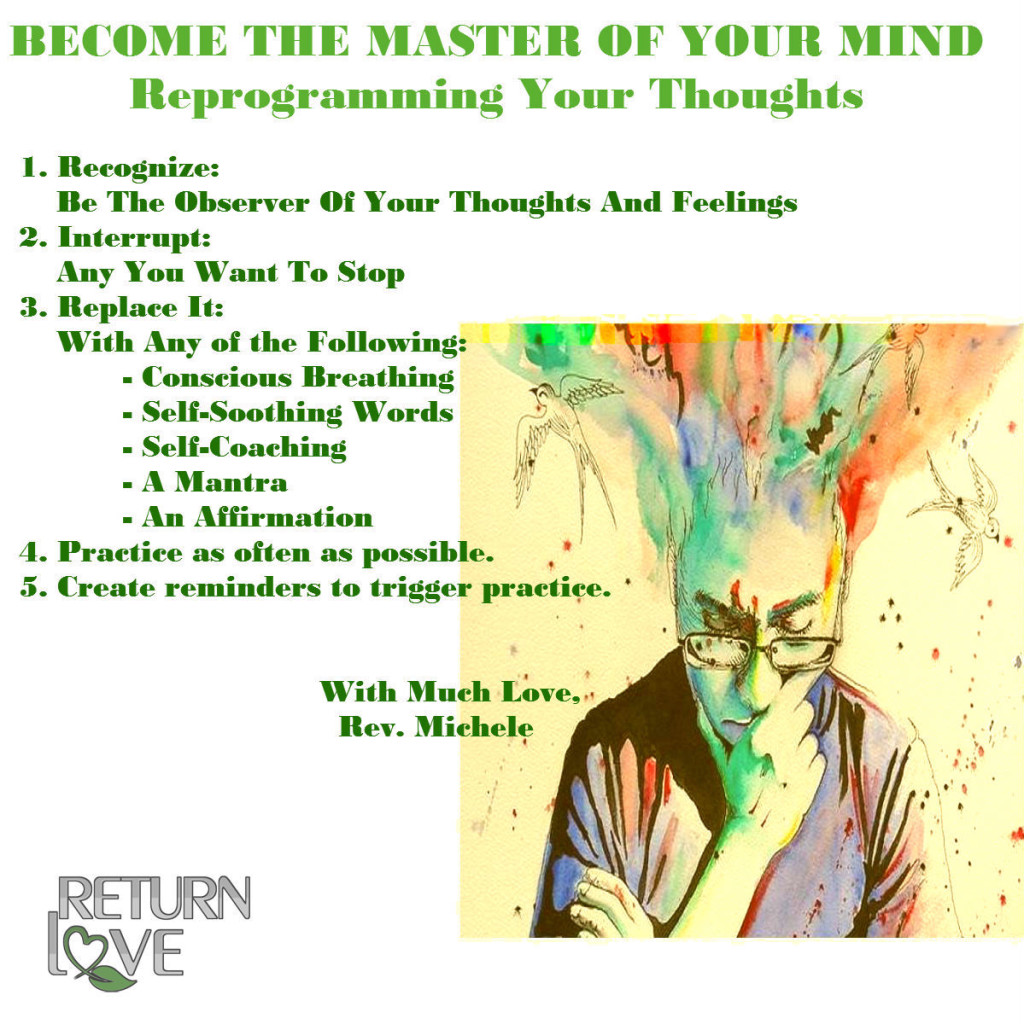 Master Your Mind!